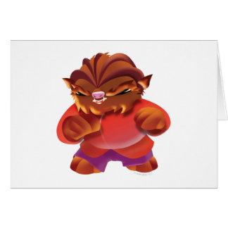 Idolz Monsters Truf Card