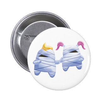 Idolz Monsters Tut & Tess Pinback Button