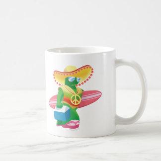 Idolz Pookas Acho Classic White Coffee Mug