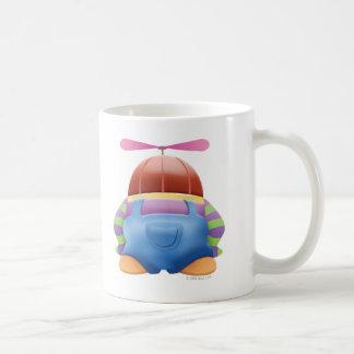 Idolz School Biggs Classic White Coffee Mug