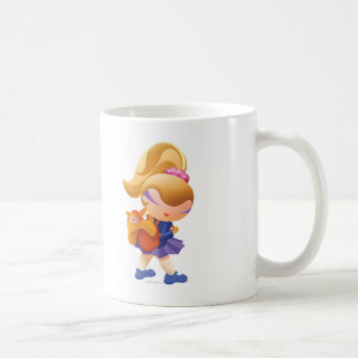 Idolz School Nat Classic White Coffee Mug