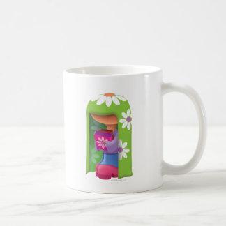 Idolz School Sam Classic White Coffee Mug