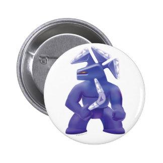 Idolz Totemz Bek 2 Inch Round Button