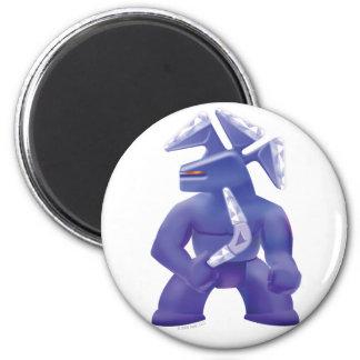 Idolz Totemz Bek 2 Inch Round Magnet