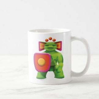 Idolz Totemz Jabr Classic White Coffee Mug