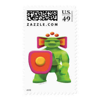 Idolz Totemz Jabr Stamps
