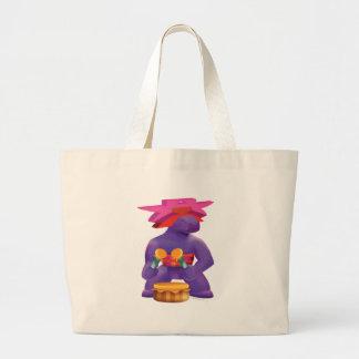 Idolz Totemz Kaz Jumbo Tote Bag