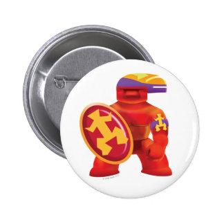 Idolz Totemz Tux 2 Inch Round Button