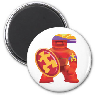 Idolz Totemz Tux 2 Inch Round Magnet