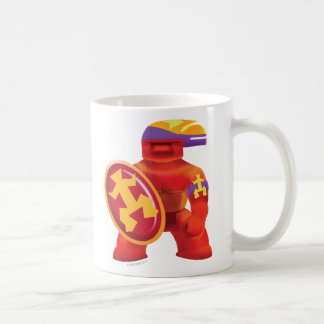 Idolz Totemz Tux Classic White Coffee Mug