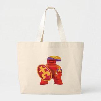 Idolz Totemz Tux Jumbo Tote Bag