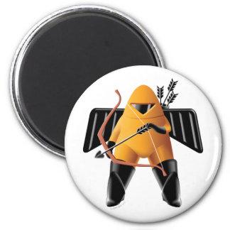 Idolz Xagans Darth 2 Inch Round Magnet