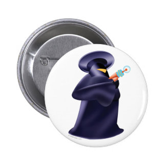 Idolz Xagans Iscus Pinback Button