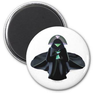Idolz  Xagans Mpurr 2 Inch Round Magnet