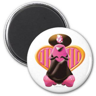 Idolz Xagans Pank 2 Inch Round Magnet