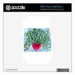 iDONTdoSILENT.jpg Skin For iPod Touch 4G