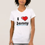IdreamofJennyTee Camiseta