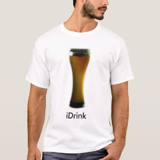 iDrink T-shirt