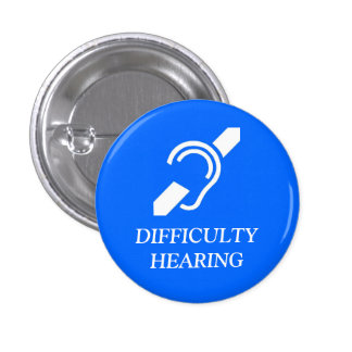 IDS DIFFICULTY HEARING BUTTON
