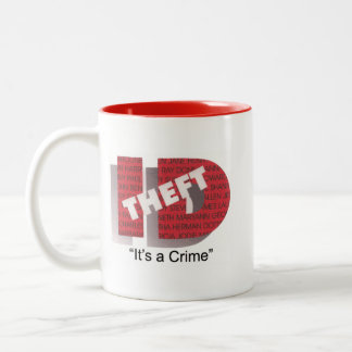 idtheft coffee cup