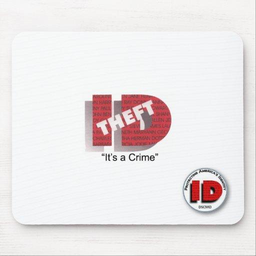 idtheft mousepad