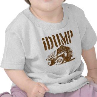 iDUMP (vintage) T-shirts