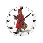 Iduna y las manzanas mágicas reloj