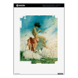 Idyll, 1868 (w/c on paper) decal for iPad 3