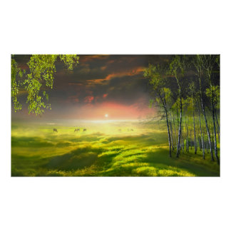 Idyll Place Poster