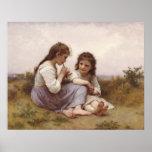 Idylle Enfantine (A Childhood Idyll) Poster