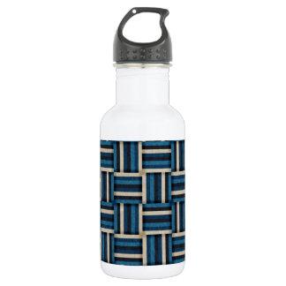 Idyllic Beach Stainless Steel Water Bottle