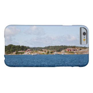 Idyllic coast landscape barely there iPhone 6 case