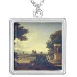 Idyllic Landscape Custom Jewelry
