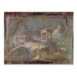 Idyllic Landscape, from Herculaneum, Postcards
