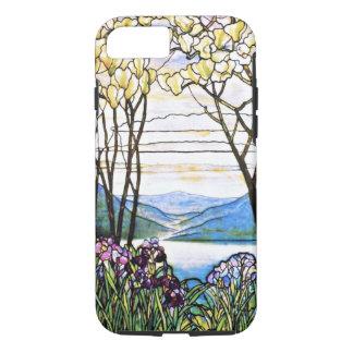 Idyllic Landscape Tiffany Stained Glass iPhone 7 Case