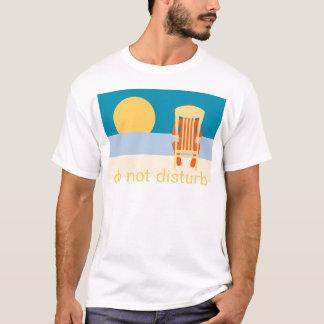 Idyllic Tropical Beach Vacation T-Shirt