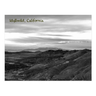 Idyllwild, California Postcard