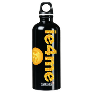 ie4me aluminum water bottle
