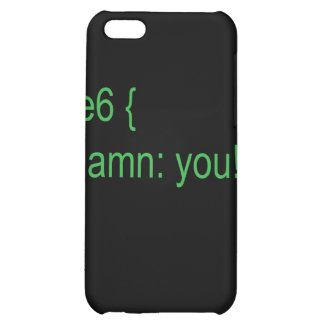 ie6 iPhone 5C covers
