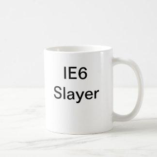 IE6 Slayer Coffee Mug