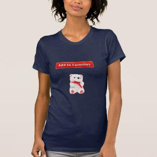 IE8 favorites folder T-Shirt