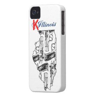iE K.illinois iPhone 4 Case-Mate Case