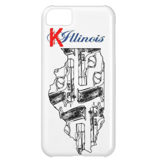 iE K.illinois Case For iPhone 5C