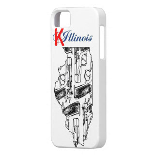 iE K.illinois iPhone 5 Covers