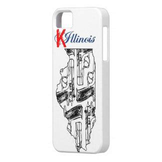 iE K.illinois iPhone SE/5/5s Case
