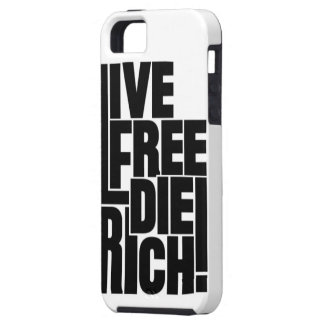 iE live free iPhone case