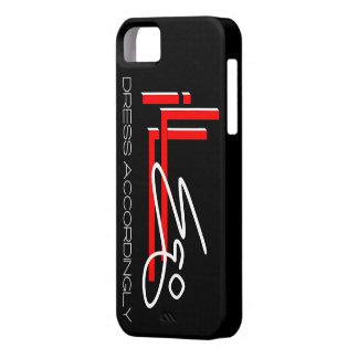 iE signature iPhone case iPhone 5 Cover