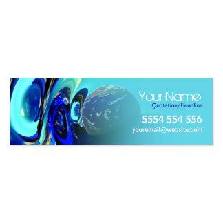 iEarth Mini Business Contact Card