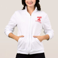 IEEE PELS Women's Jogging Jacket