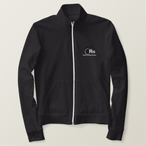 IEEE PES Embroidered Jackets